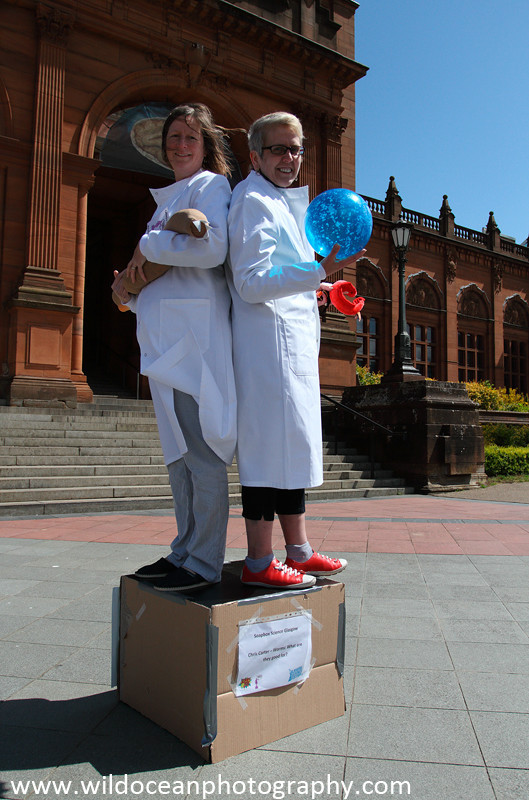 GSFSS-006: Soapbox Science - Weekend Events (GSF)
