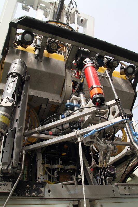 HSC017: ROV & Lander - Marine Science and Conservation