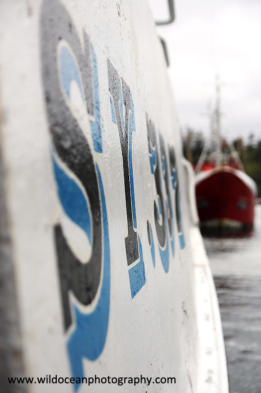 HTF006: Fishing boats - Trawl Fisheries