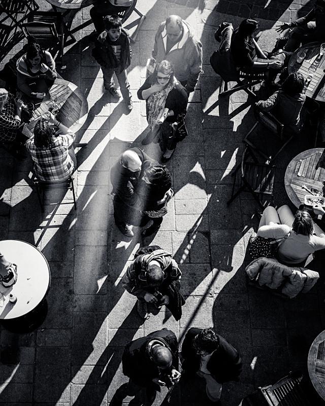 Waiting - Street
