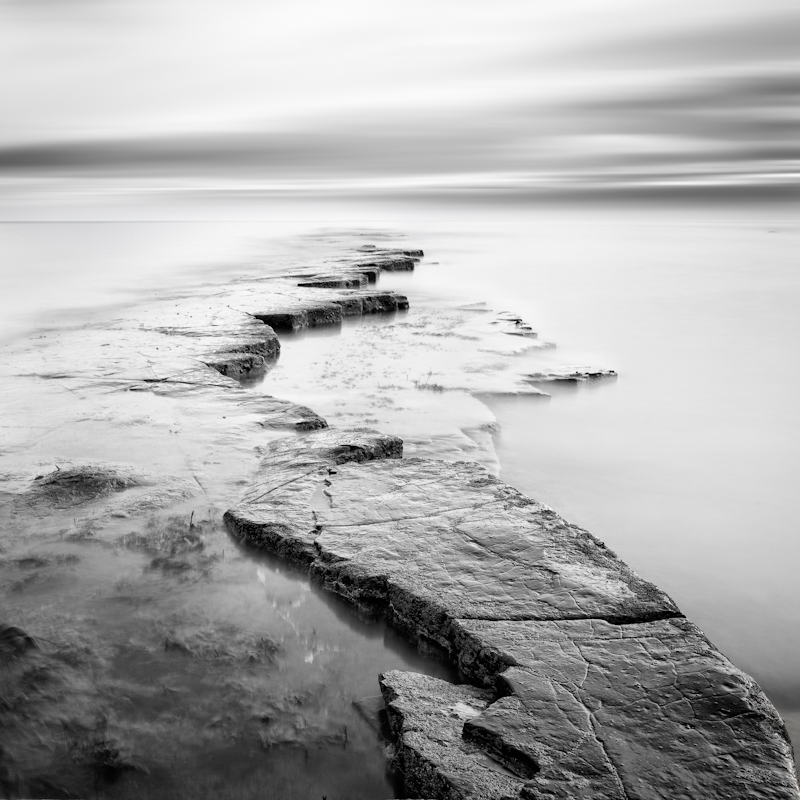Kimmeridge Bay - Time Slips By