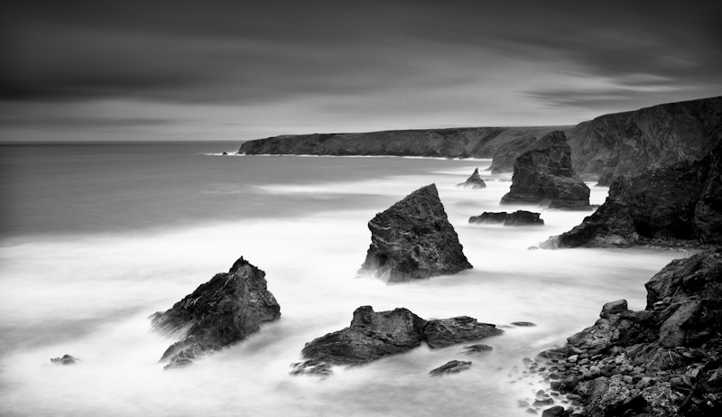 Bedruthan Steps - Time Slips By