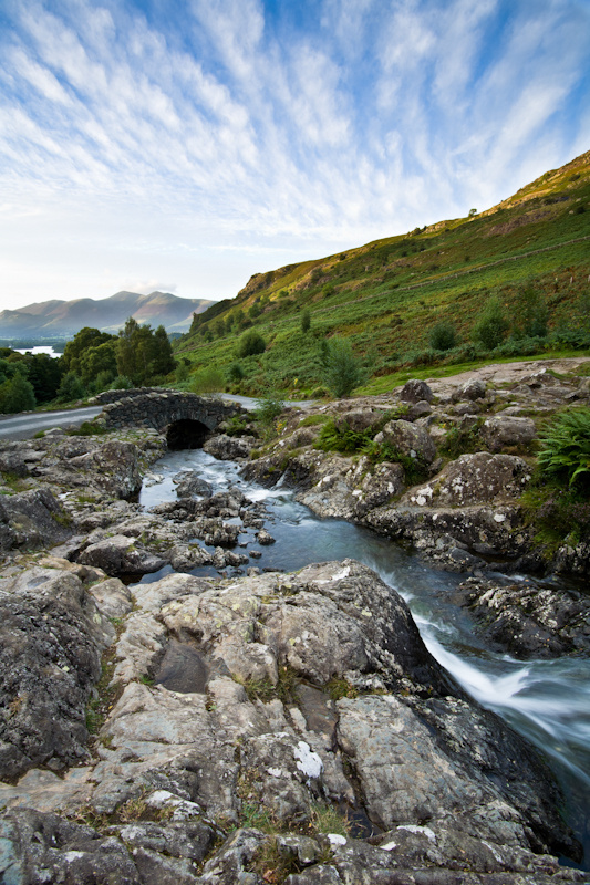 Ashness Bridge - Landscape