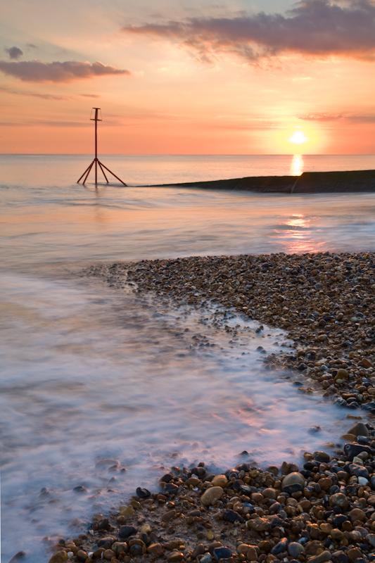 Sunset Delight - Seascape
