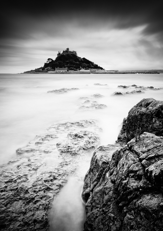St Michaels Mount - Time Slips By