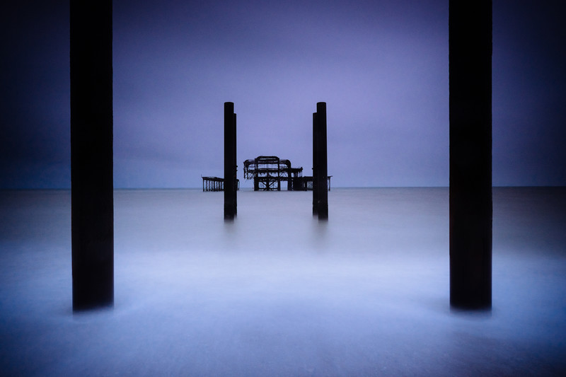 West Pier - Seascape