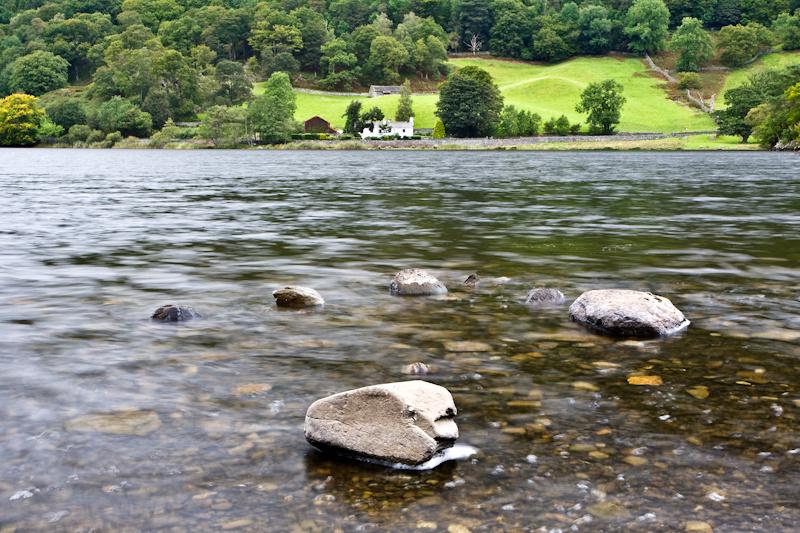 Across The Water - Landscape