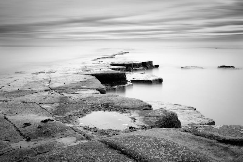 Kimmeridge Bay II - Time Slips By