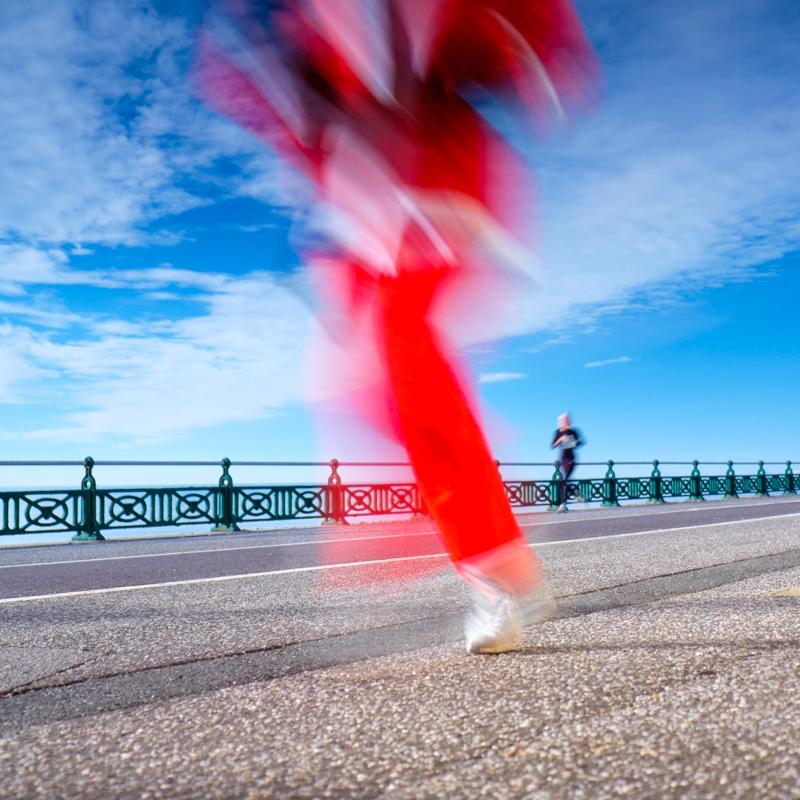 Santa Dash - In Motion