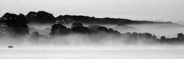 Misty Morning - Pembrokeshire