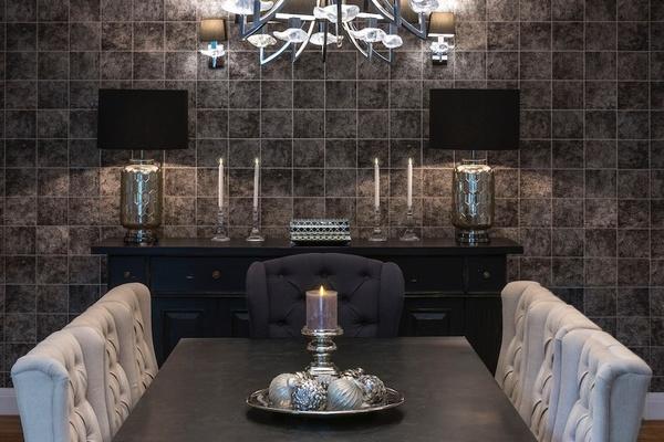 Dining Room - Interiors & Architecture
