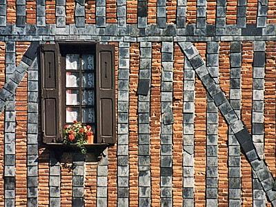 Window in Normandy - Travel