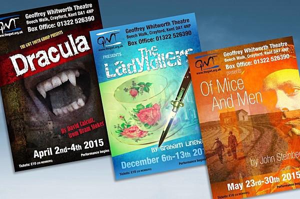 Theatre Poster designs - Graphic Design