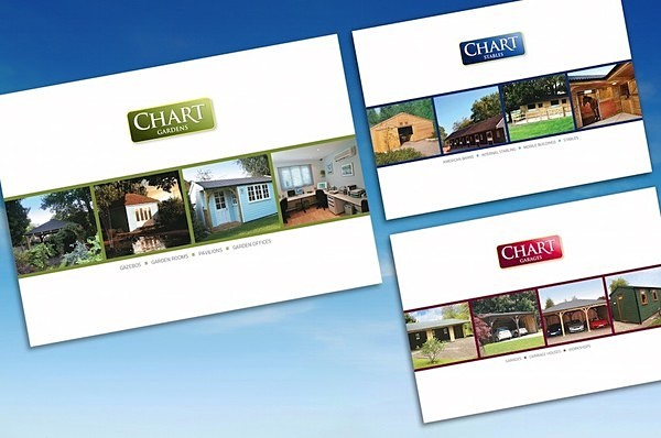 Chart brochure design - Graphic Design