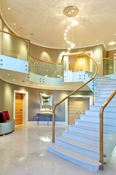 Hallway and stairs - Interiors & Architecture