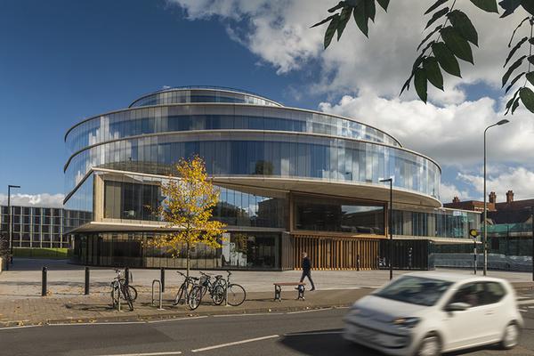 Blavatnik School of Government Building - Interiors & Architecture