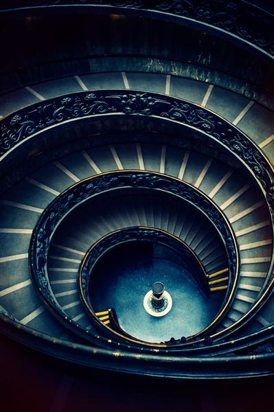 Vatican Spiral - Travel