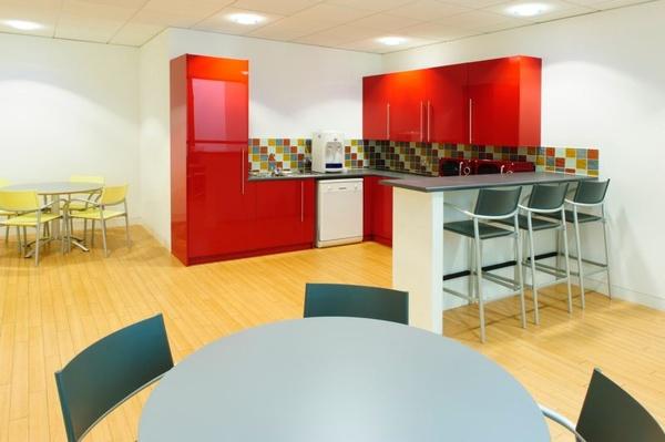 Office kitchen area - Interiors & Architecture