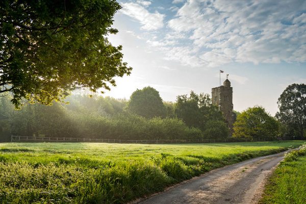 St Martin's Ryarsh - Landscapes