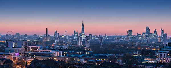 London Vista - Landscapes