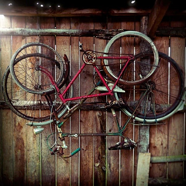 Bicycle shed - Travel