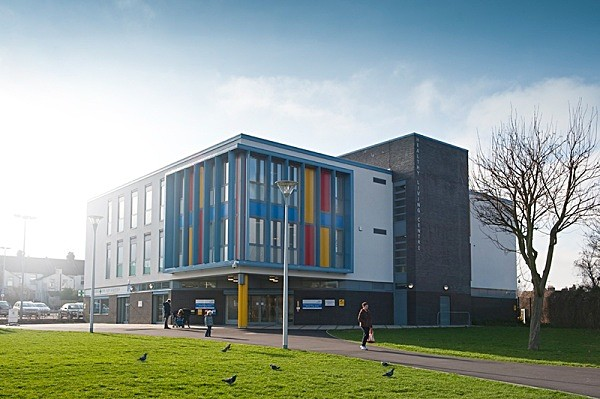 NHS building Gillingham - Interiors & Architecture