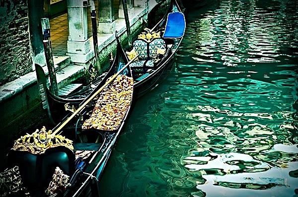 Venice Gondolas - Travel