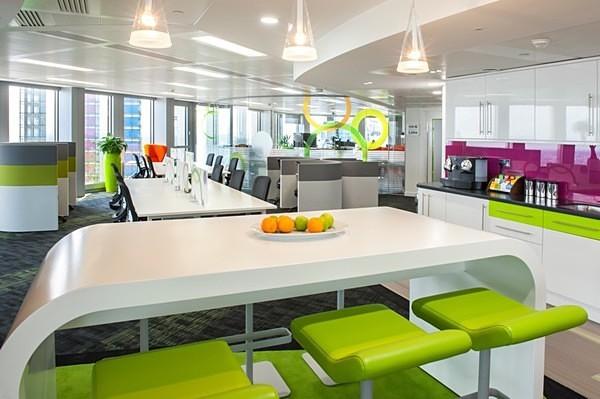 Modern Office - Interiors & Architecture
