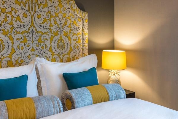 Offham Road bedroom 02 - Interiors & Architecture