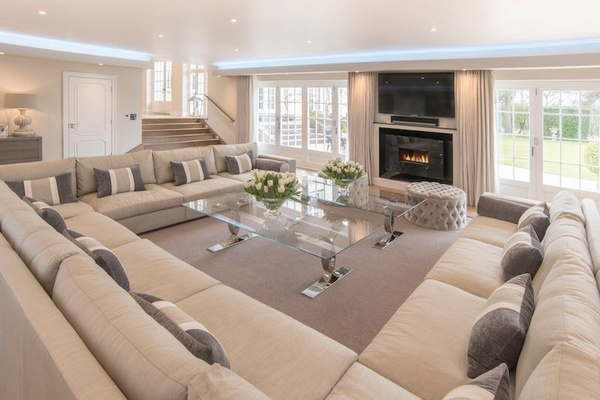 Lounge - Interiors & Architecture