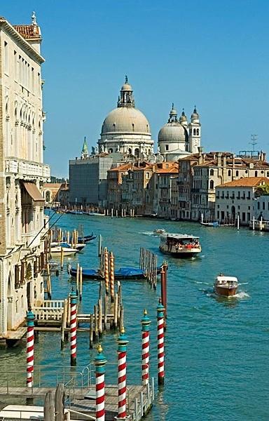 Classic Venice view - Travel