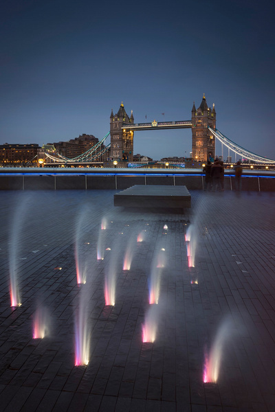 Tower Bridge - Landscapes