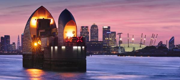 Thames View - Landscapes
