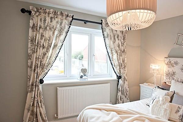 Curtains - Interiors & Architecture