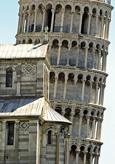 Leaning Tower of Pisa - Travel