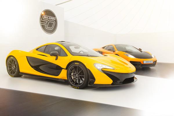 McLarens - Misc.