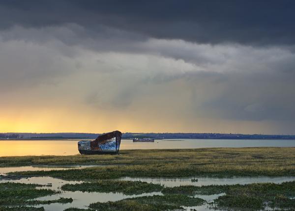 Storm Coming - Landscapes