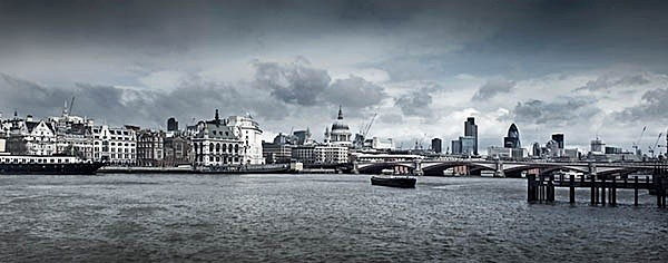 London Skyline - Landscapes