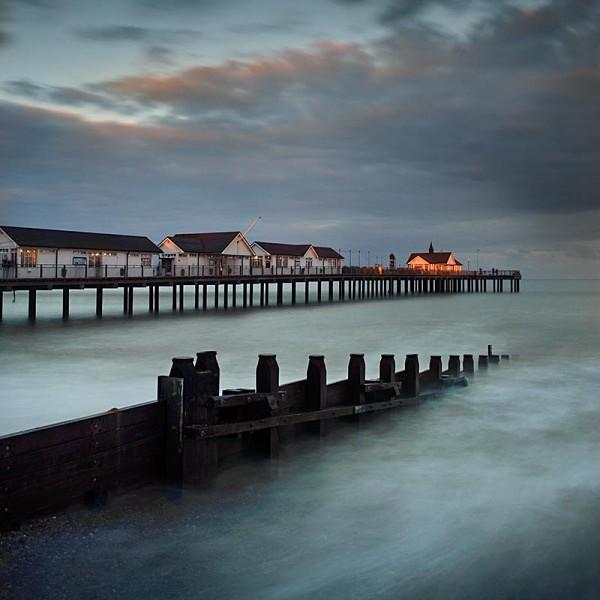 Southwold_Pier - Landscapes