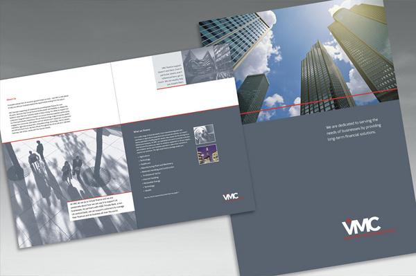 VMC brochure - Graphic Design