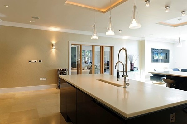 Kitchen - Interiors & Architecture
