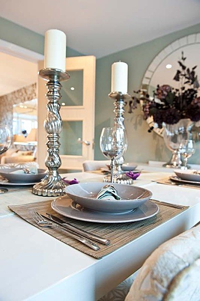 table setting - Interiors & Architecture