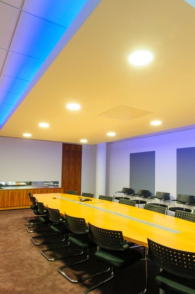 Corporate Boardroom interior - Interiors & Architecture
