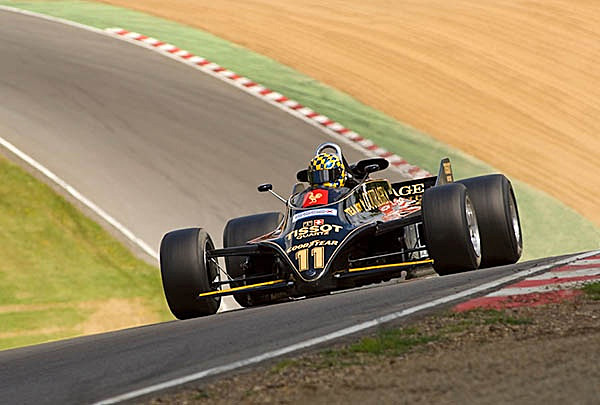 Lotus 91-10 at Brands Hatch - Misc.