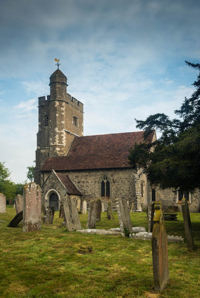 Ryarsh Church - Landscapes