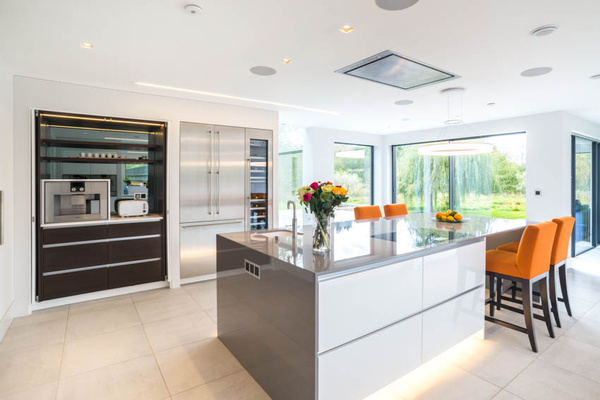 Kitchen Interior - Interiors & Architecture