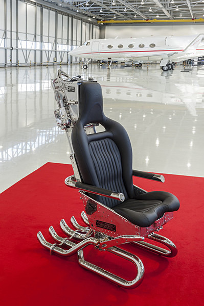 Ejector Seat Chair - Misc.