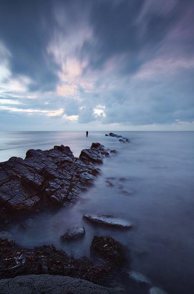 The Lone Fisherman - Hampshire, Dorset and Devon
