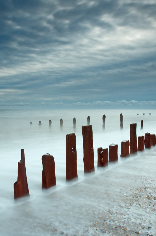 Pett Level Posts III - The South Coast of England