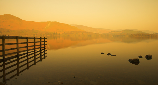 Peaceful Times - The Lake District